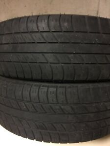 2-225/65R17 Uniroyal all season