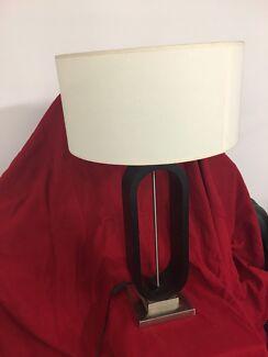 Tall lamp shade