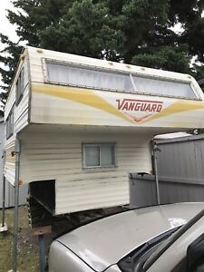 Vanguard Camper (8 foot), 1977 $1,150.00