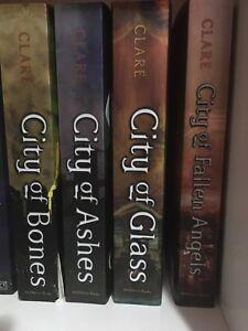 City of Bones (first four books)