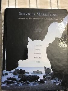 Services Marketing - Canadian Edition