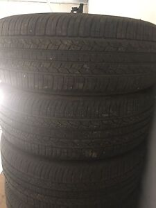 Goodyear Assurance P265/65R18 SUV tires