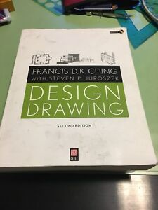 B1 Architecture text: Design Drawing