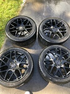 """19"""" Braelin Whees and Tires"""