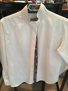 Tailored sportsman equestrian shirt for sale