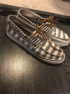 Sperry shies