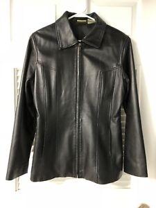 Genuine Women's Leather Jacket
