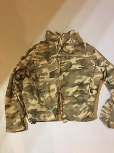 Men's 2XL Redhead camo fleece.