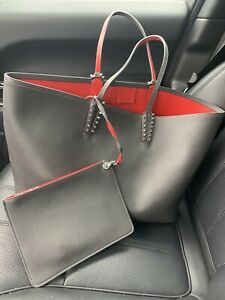 Authentic Christian loubatin handbag