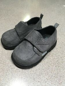 Mexx Grey Suede Boys Shoes