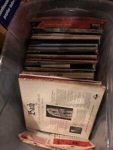 Lot +50 de 33 tours vinyle Elvis et belles pochette