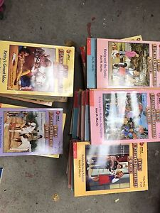 Babysitter club books Creswick Hepburn Area Preview