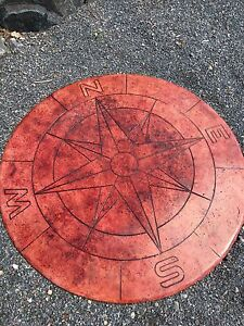 Concrete Compass