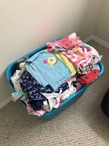 GIRLS LOT! clothing, potty seats, shoes, bows, swim suits!