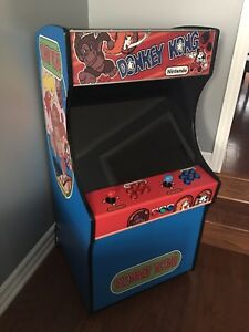 Donkey Kong themed 3/4 sized arcade 1000s games