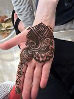 Heena tatoos/mehndi