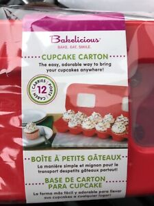 Cupcake holder - holds 12 cupcakes brand new