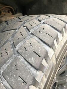 07 Toyota Tundra winter tires/ Toyo tires and oem exhaust