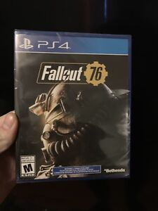 Brand New Fallout 76 for PS4