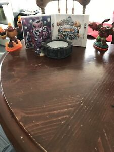 3DS SKYLANDERS Giants et majong 3d