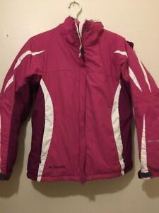 Woman's Columbia 3 in 1 jacket