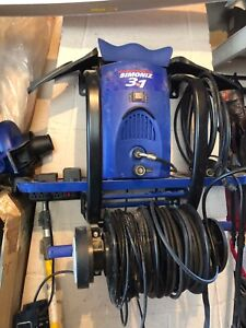 Simoniz 3 in 1 power washer