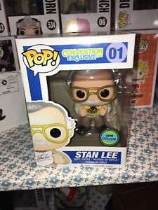 Stan lee Funko comikaze 1 of 1000 made in 2013