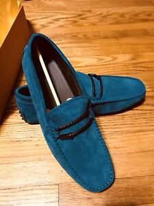 Tod's morsetto club new gommini 9.5 us. Drivers shoes