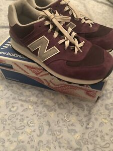 New Balance 574 // ML574NNV Size 9