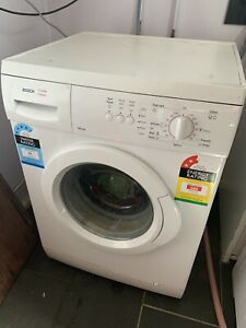Washing machine - works but you have to manually change cycle