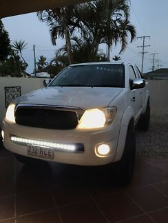 TOYOTA HILUX 2010 SR5 SPACE CAB