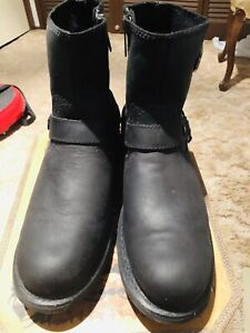 Genuine Harley riding boots leather