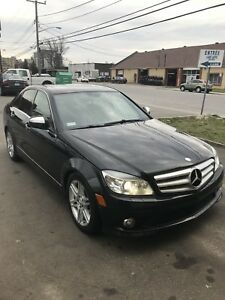 Mercedes C350 2008 4Matic
