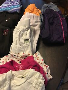 Size 2 girl's clothes