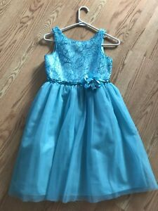 Claire Bell dress, size 10-12 girls
