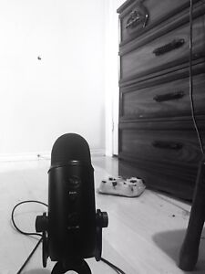 Blue Yeti USB Microphone for $ 125.00 or trade