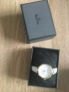 BULOVA woman watch