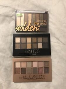 4 Eyeshadow Palettes for $15