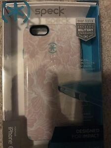 Brand new iPhone 6s cases. Speck case