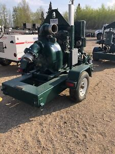 Diesel drive Pumps for sale or trade