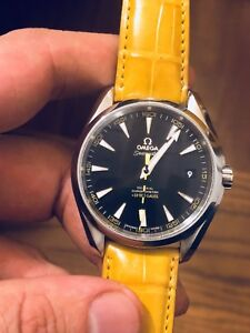 Omega Anti-Magnetic 15,000 Gauss speciality  Seamaster
