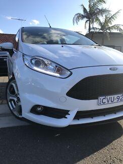 2014 Ford Fiesta ST MANUAL