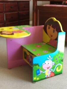 Child's Dora chair
