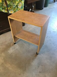 Utility table / TV stand