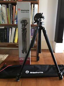 Manfrotto tripod 290 xtra Video Tripod