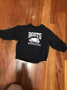 Roots sweater and sweatpants  for baby