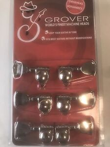 Grover Tuners for Gibson Les Paul Belrose Warringah Area Preview