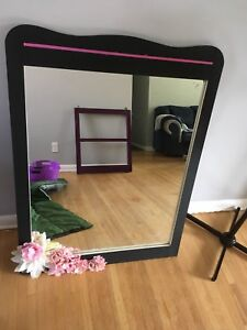 Hand crafted mirror 41x31