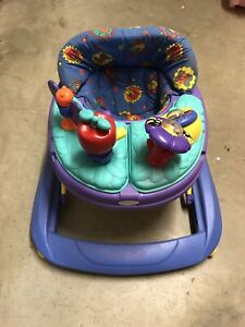 Wanted: Safety baby walker