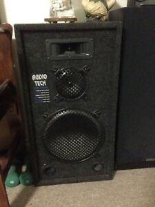 Audiotech Studio Monitor Speakers